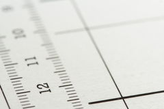 Measurement Background Royalty Free Stock Photos