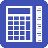 Measurement Calculation Royalty Free Stock Photo