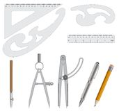 Measurement Instrument Set Vector Stock Photos