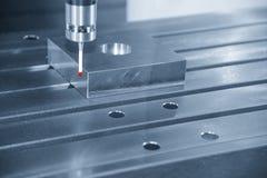 The measurement probe Stock Photo
