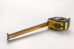 Measurement ruler Stock Photography