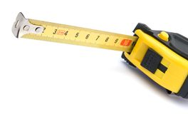 Measurement tape royalty free stock images