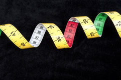 Measurement tape Royalty Free Stock Photos