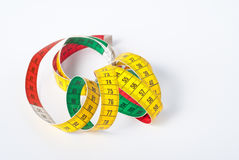 Measurement tape Stock Photos