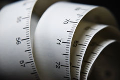 Measurement Tape Royalty Free Stock Image