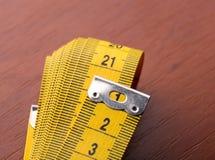 Measurement tape Royalty Free Stock Photo
