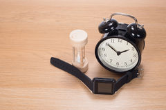 Measurement of time concept Royalty Free Stock Image