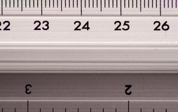 Measurement tool ruler Royalty Free Stock Photos