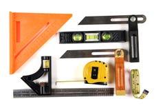 Measurement Tools Stock Image