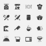 Measurement tools icon pack Royalty Free Stock Photography