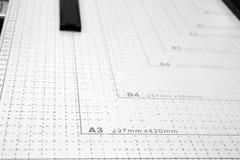 Measurements Stock Photography