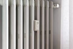 Measurer av termisk energi för element arkivfoton