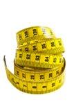 Measurer tape Stock Photography