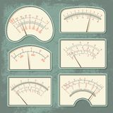 Measurers1 color Stock Photos