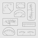 Measurers1 Stock Images