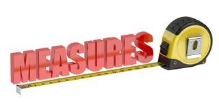 Measures concept Stock Photos