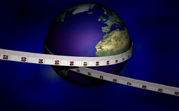 measuretheworld Zdjęcia Stock