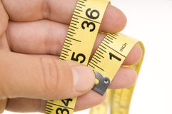 Measuring Royalty Free Stock Image
