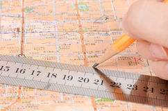 Measuring Royalty Free Stock Photo
