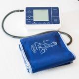 Measuring blood pressure Stock Photos