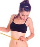 Measuring body Stock Photos