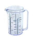 Measuring cup Royalty Free Stock Photo