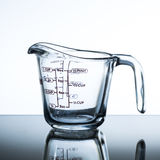 Measuring cup Royalty Free Stock Photos