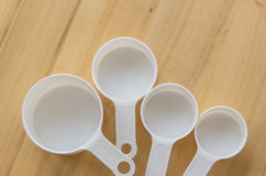 Measuring cup Royalty Free Stock Image