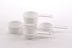 Measuring Cups Stock Image