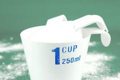 Measuring Cups Royalty Free Stock Photography
