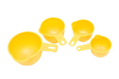 Measuring Cups Royalty Free Stock Image