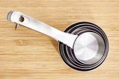Measuring Cups Royalty Free Stock Images