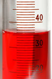 Measuring Cylinder Royalty Free Stock Images