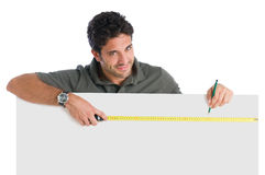 Measuring and do it yourself Royalty Free Stock Photos