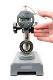 Measuring Equipment Digital Test Gauge Stock Photos
