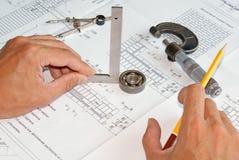Measuring instrument Stock Photos