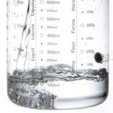 Measuring jar Stock Image