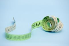 Measuring meter Royalty Free Stock Image