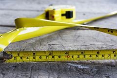 Measuring meter Stock Photography