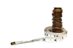 Measuring Money Stock Images