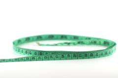 Measuring ribbon Royalty Free Stock Image