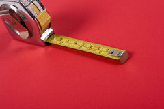 Measuring roulette Royalty Free Stock Photo