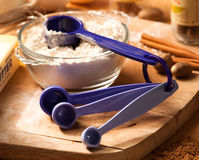 Measuring spoons, 1 Stock Images