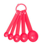 Measuring spoons Stock Images