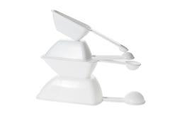 Measuring Spoons Stock Photo
