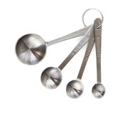 Measuring Spoons Royalty Free Stock Images
