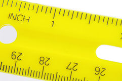 Measuring stick Stock Photography