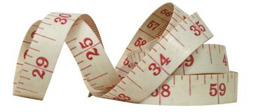 Measuring Tape 04 royalty free stock photography