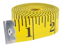 Measuring Tape 1 Royalty Free Stock Photo