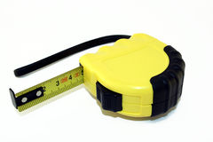 Measuring tape #1. Close up of measuring tape Stock Photo